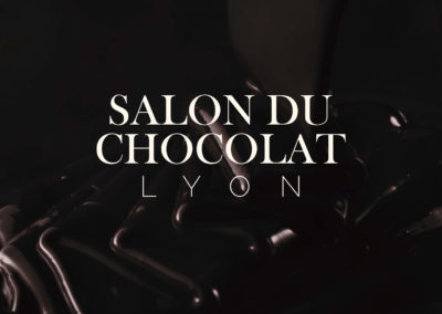 Salon du chocolat LYON 2019